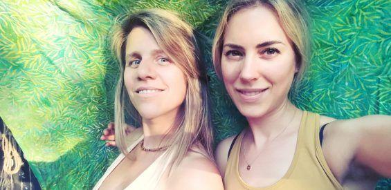 Karlijn Debbie yoga tops yogi