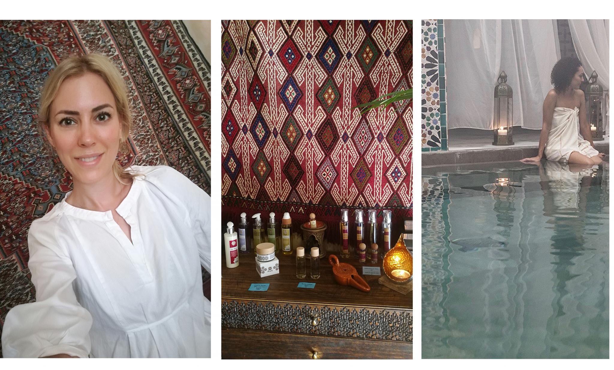 badhuis hammam ritueel