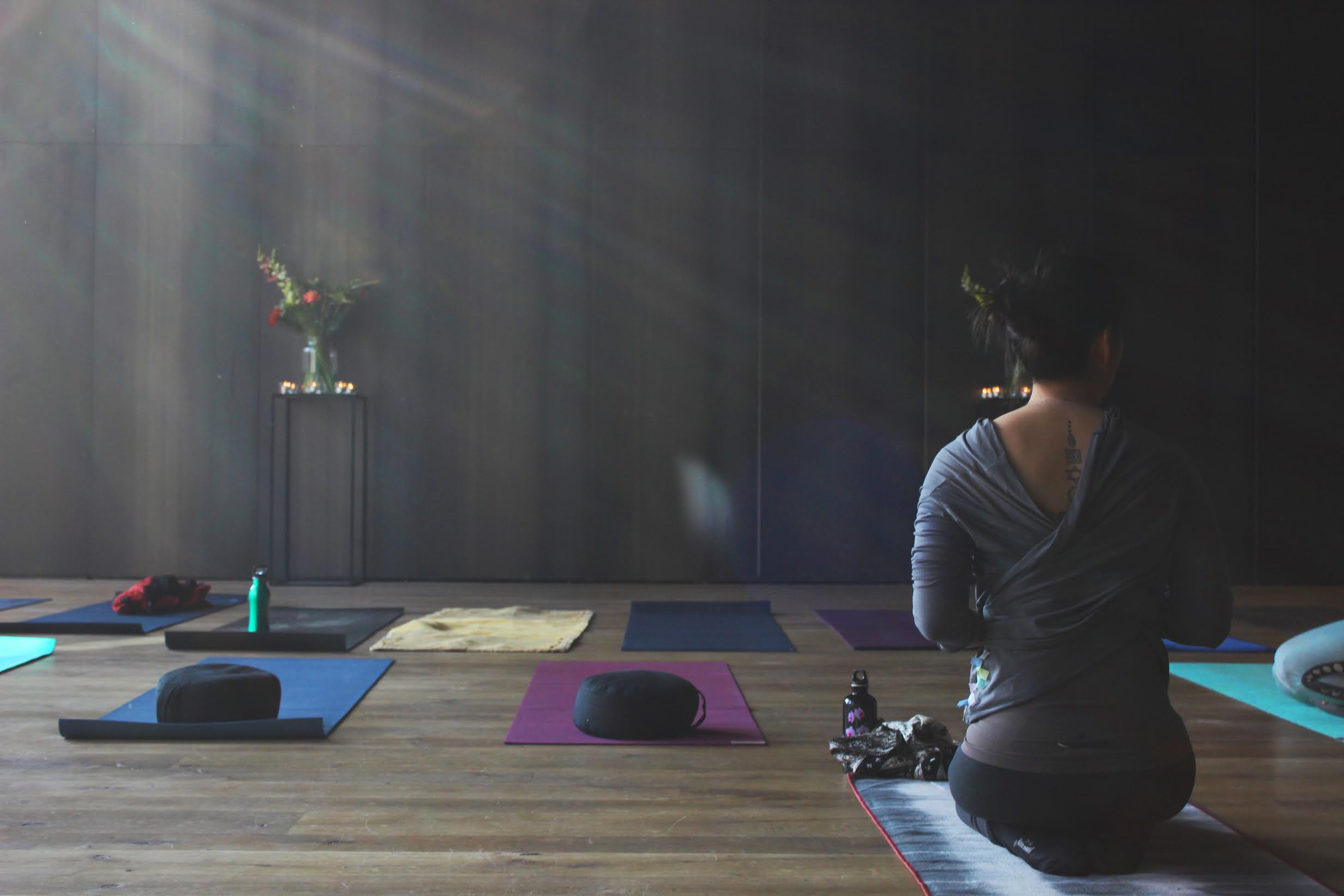 spirituele practice, mediteren, yoga