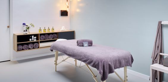 Net open: selfcare hotspot 'Five City Spa Amsterdam' voor massages en facials