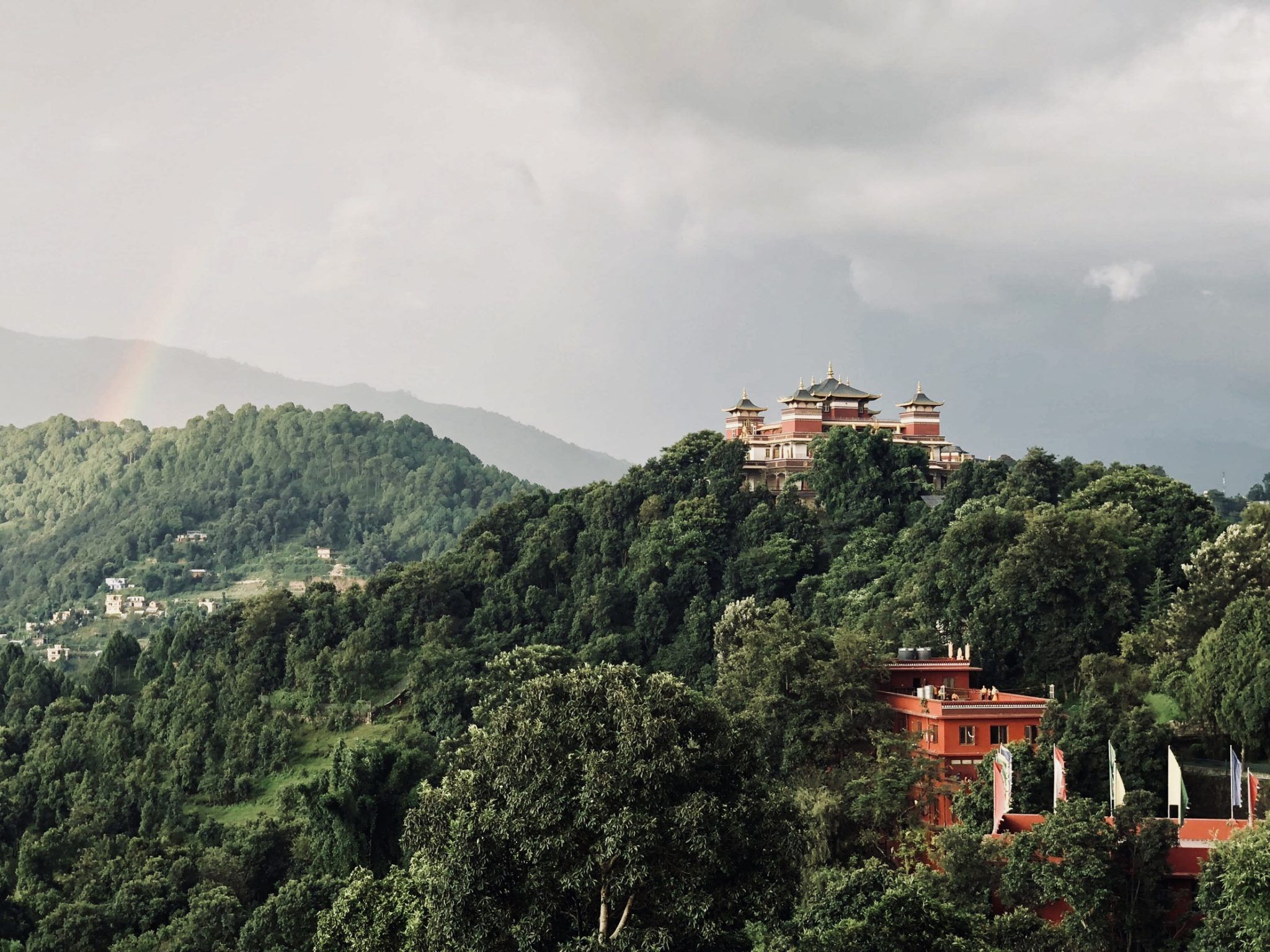 klooster kathmandu