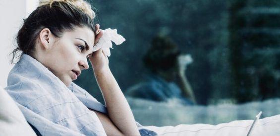 verkoudheid keelpijn