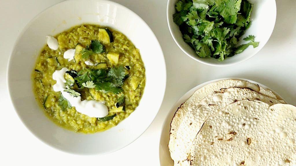 kitchari, detox, ayurveda, recept