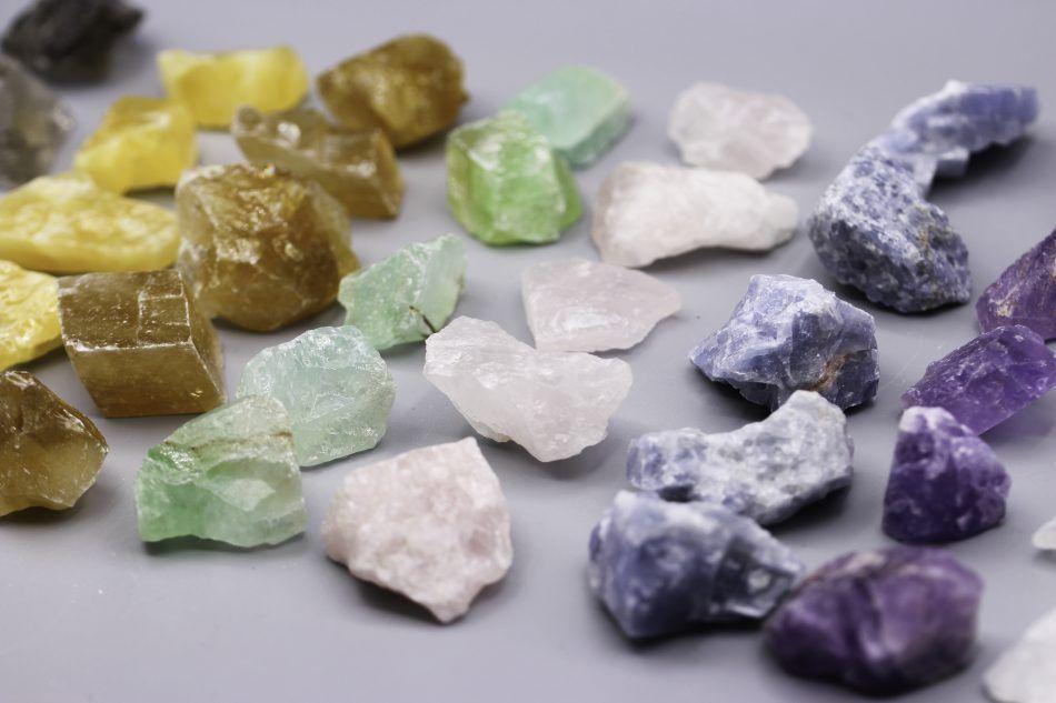 kristallen reinigen