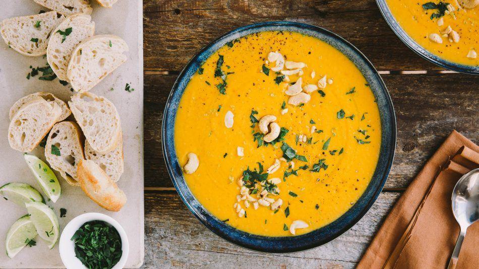 Creamy soep