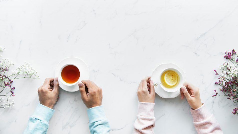thee, tastea, gezondheid, afslank thee