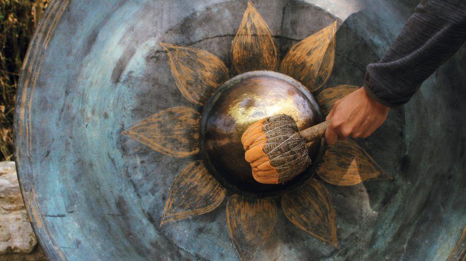 voordelen klankbad, gong, healing sounds