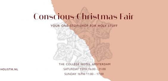 Holistik Conscious Christmas Fair