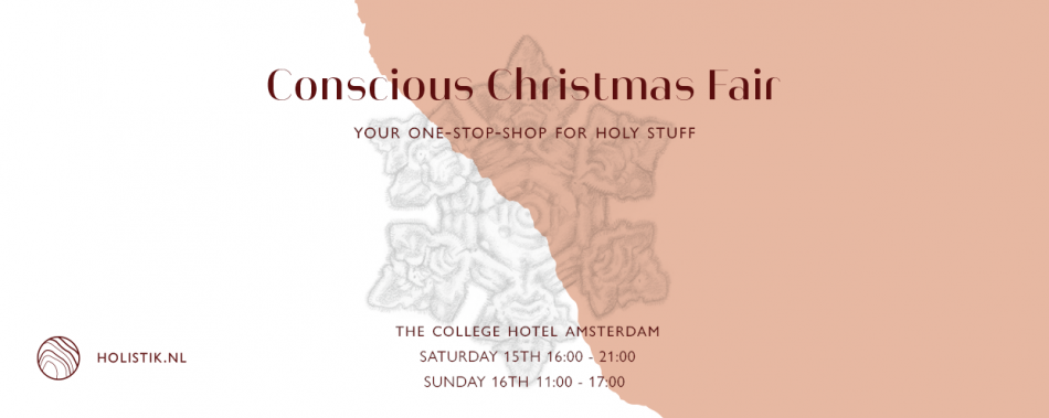 c0e24b57bba060 Conscious Christmas Fair 15   16 december  dit is alles wat je wilt ...