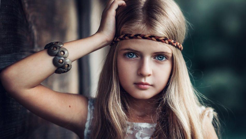 oude ziel kind