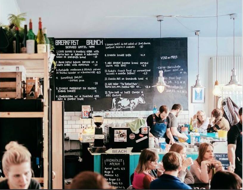 allans breakfast club, berlin, prenzlauerberg