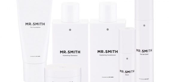 Mr. Smith haircare, haartheater, kerstactie