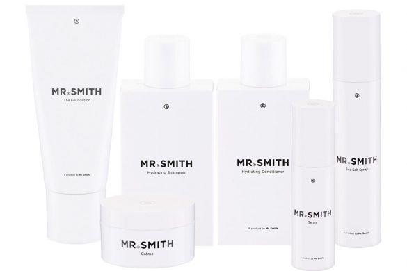 Mr. Smith haircare, haartheater, kerstactie