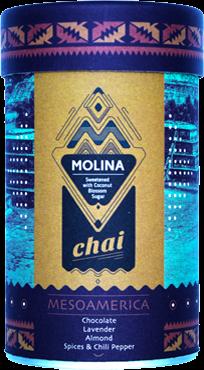 molina, chai tea, latte, india, spicy