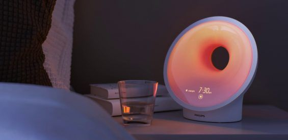 Verlopen – WIN: Philips Somneo Sleep & Wake-up Light t.w.v. €179,99