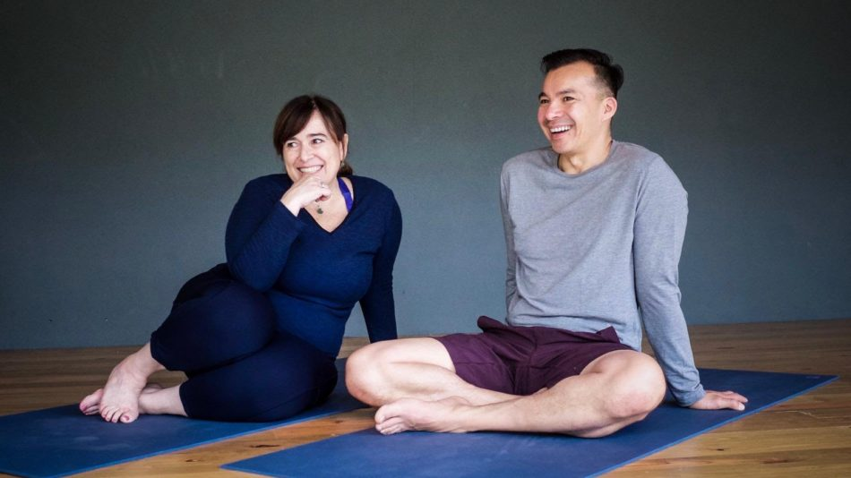 the fat yogis, yoga, video, free