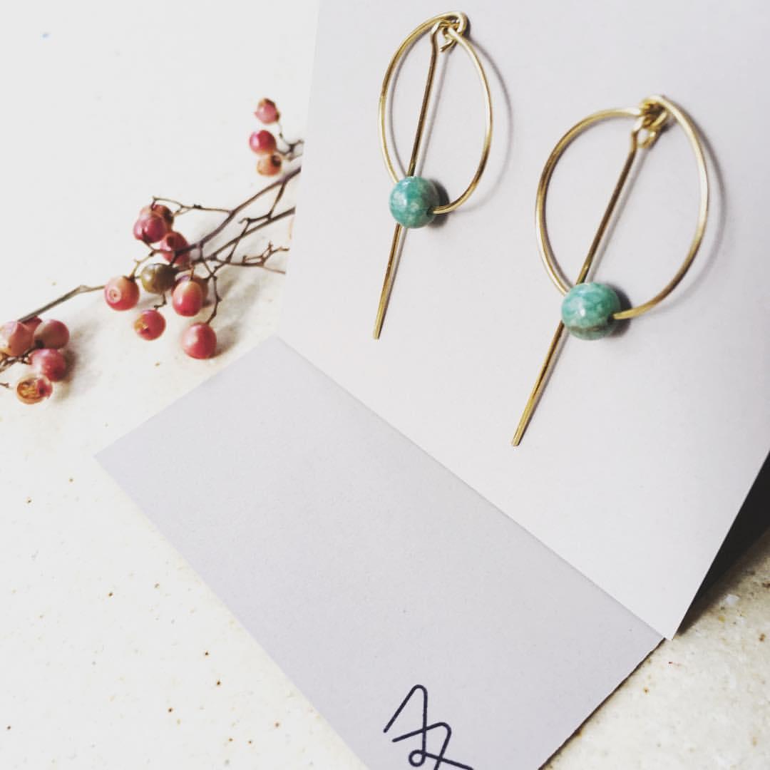 merlin earrings, sieraden