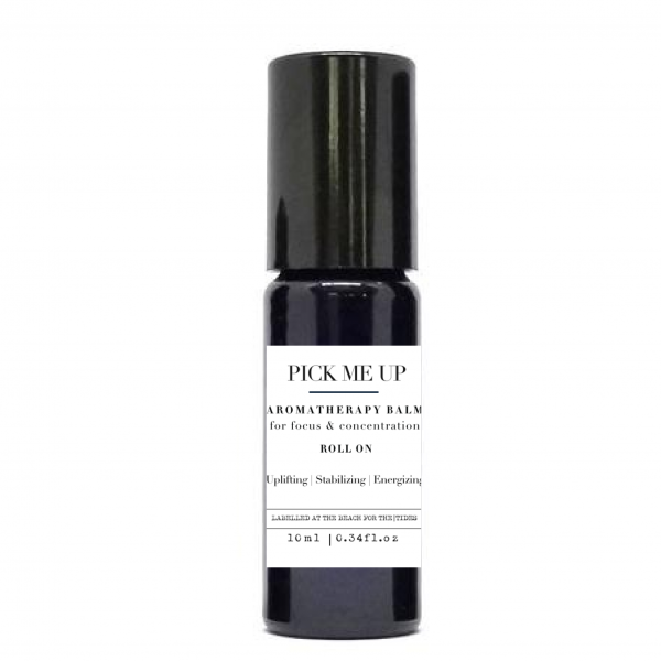 The Tides Pick Me Up Aromatherapy Balm Roll On