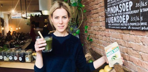 green juice, superfoodies, gezond, karlijn