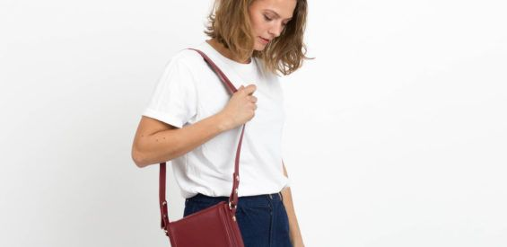 Iris Maree, vegan, tas, Nederlands