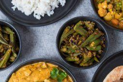 okra, india, recept, ayurveda, curry