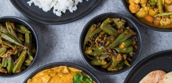 okra, india, recept, ayurveda, curry