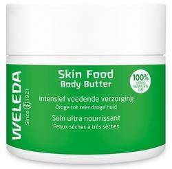 Weleda, skin food, body butter