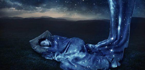 slapen donker