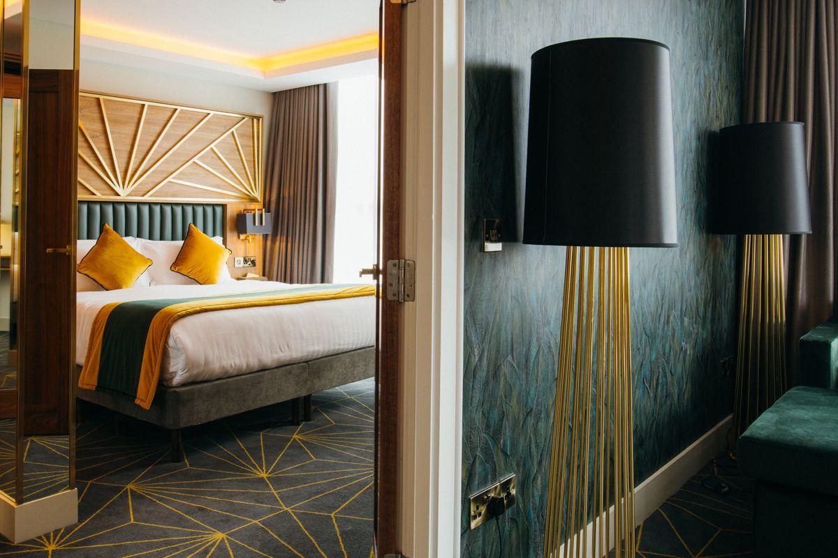 Inveigh garden hotel dublin