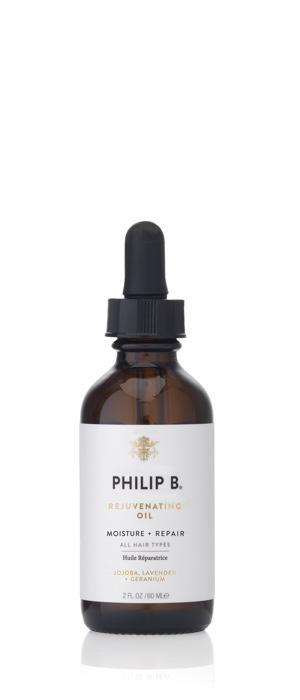 Rejuvenating Oil. philip b, vet haar