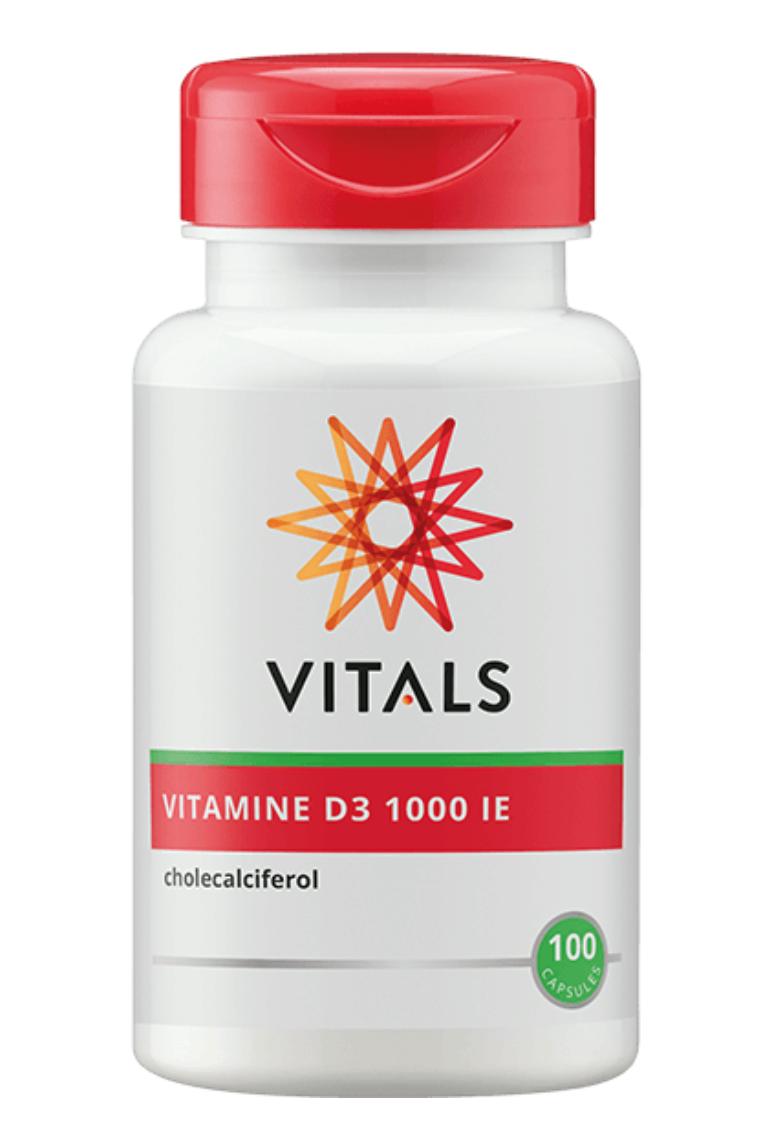 Vitals, vitamine D