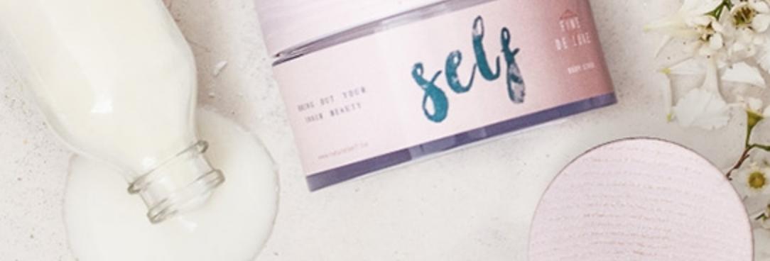 self, skincare, gevoelige huid, natural
