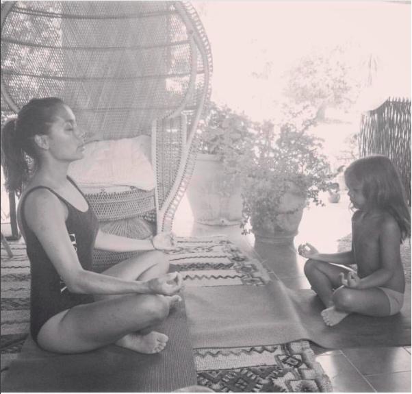 retreat, moeder en dochter, ibiza, renu kashyap