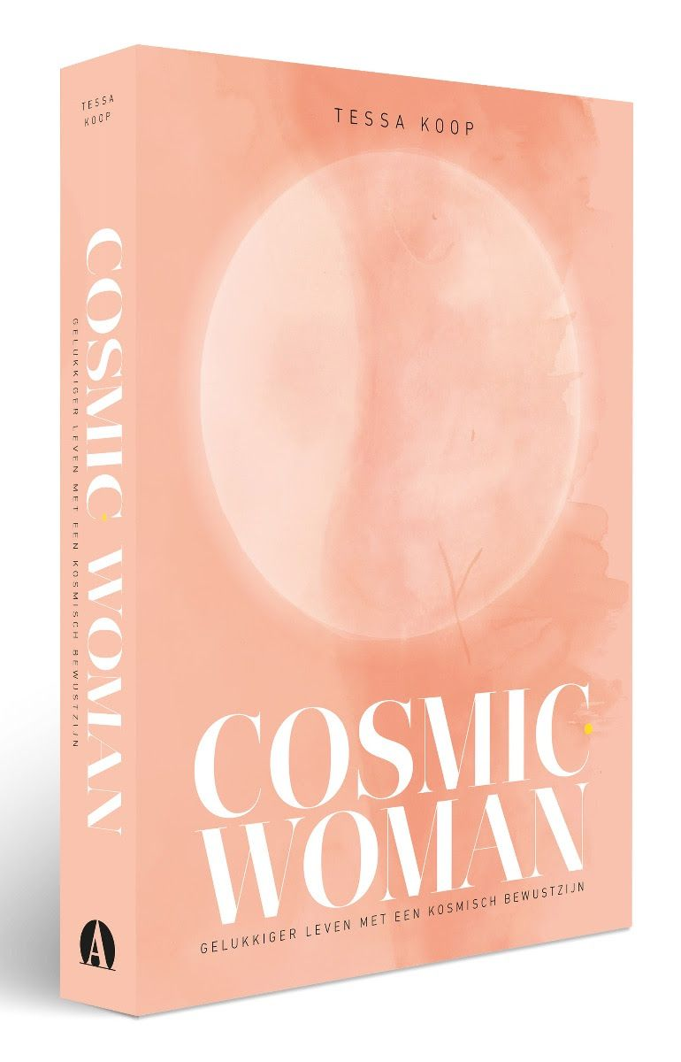 cosmic woman, tessa koop, boek