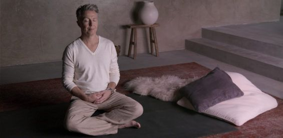 tijn touber, eye of the hurricane, meditatie, the house of yoga
