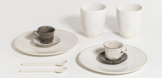 Verlopen – WIN: 3 x handgemaakte serviesset van The Table voor op de Paastafel t.w.v. €77,50