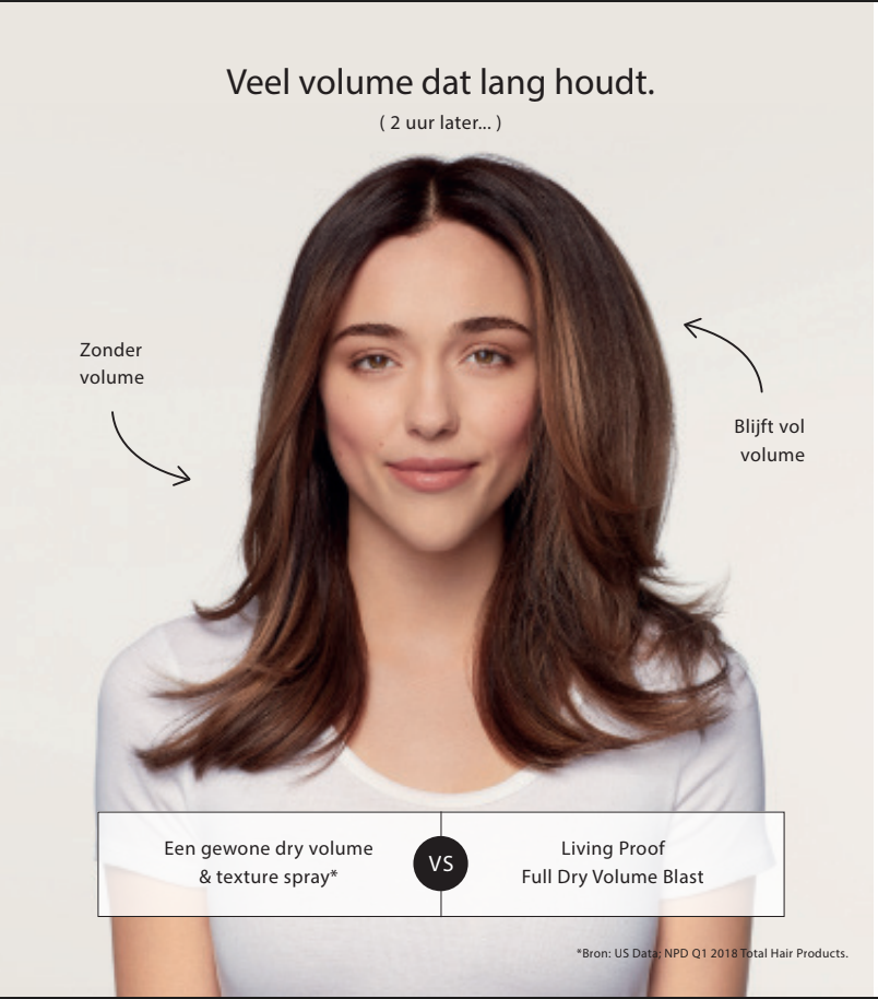 living proof, haarpakket, volume, de hairstore