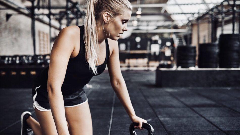 sporten als je moe bent