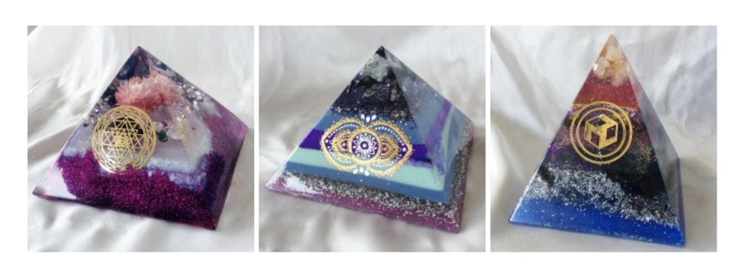 orgone energie, straling, anti, orgonite, piramide