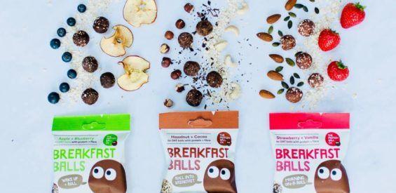 Verlopen – WIN Breakfast Ball: 12 vegan & glutenvrije ontbijtjes bomvol proteïne
