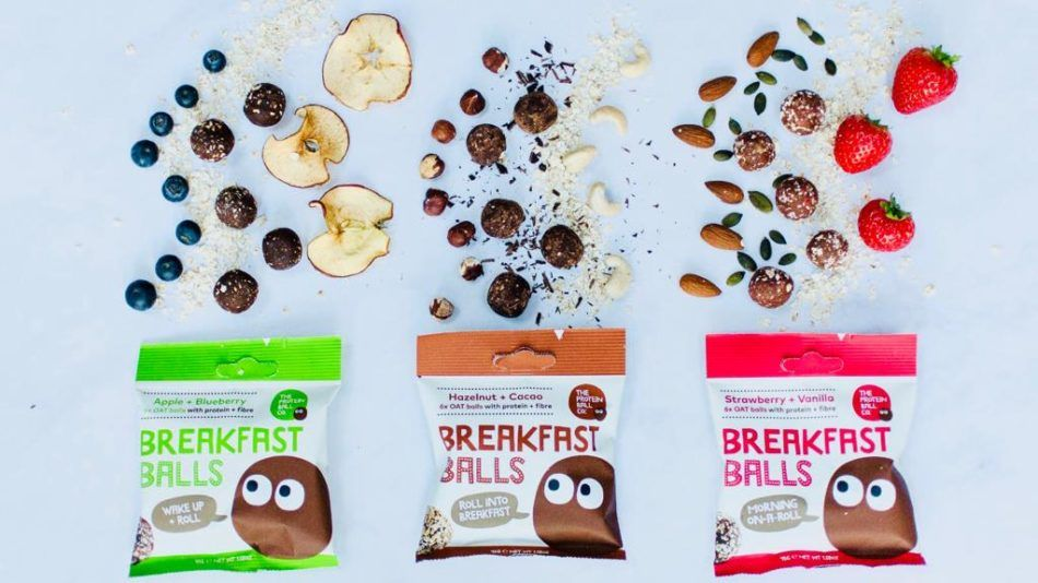 the protein ball, ontbijt, winactie, eat natural