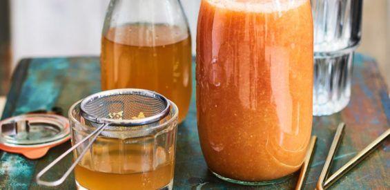 appelazijn platte buik, rens kroes, gezond