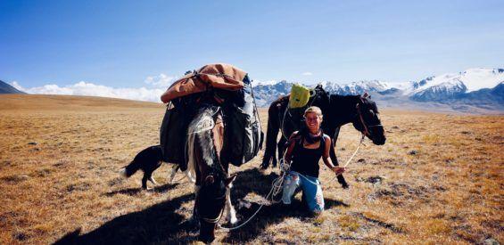 Tamar Valkenier is fulltime nomade en dit is wat jij van haar kunt leren
