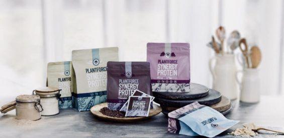 Verlopen – Win: 3 x vegan & raw Plantforce proteïne pakket met magnesium t.w.v. €89