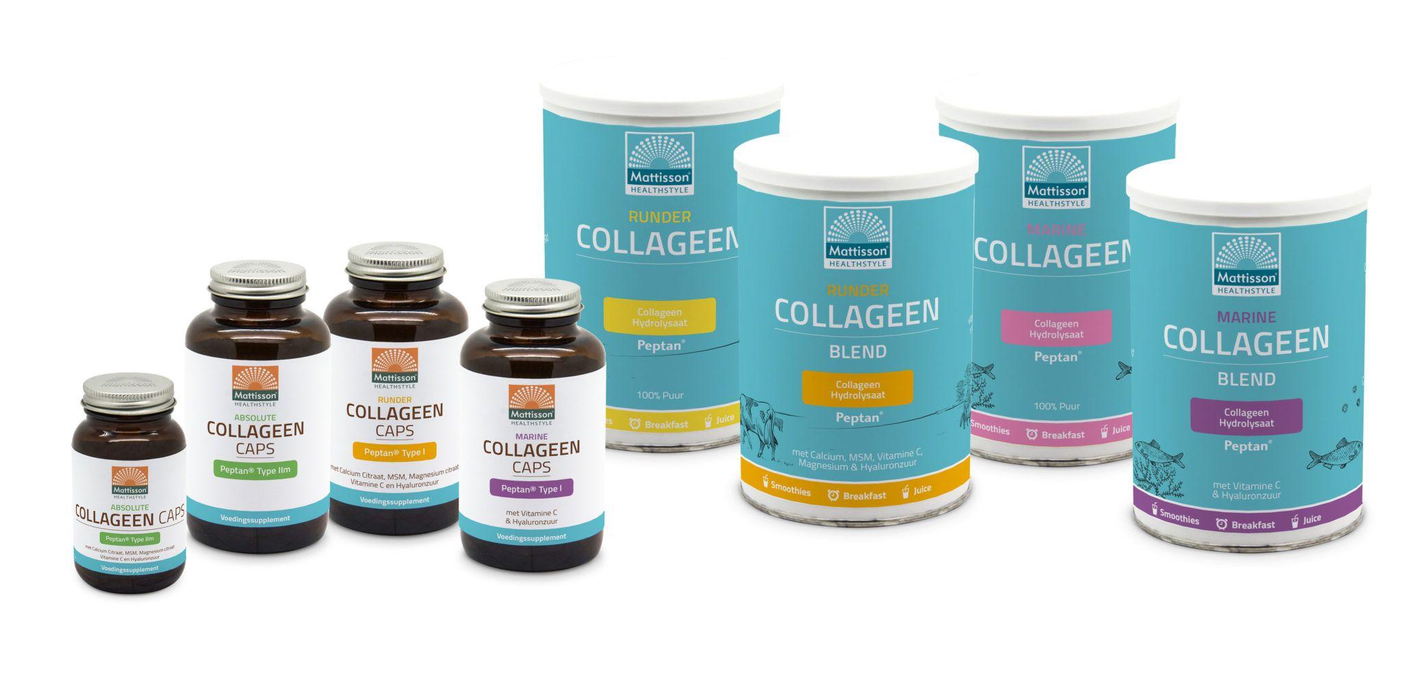 collageen, poeder, huid, gezond, anti aging