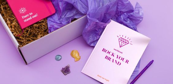 rock your brand, box, emily van vugth,