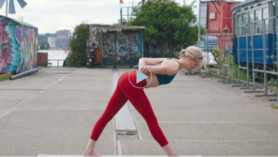 yoga magazine, yogales, karlijn visser, vitale ruggengraat
