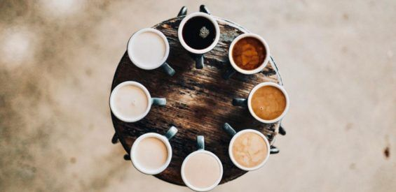 koffie, decaf koffie, gezond, stress