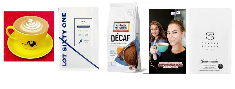 koffietest, cafeinevrij, cafeine, decaf