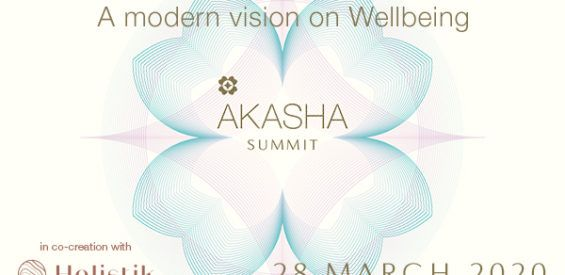 Agendatip: Akasha Summit, a modern vision on wellbeing – 28 maart 2020